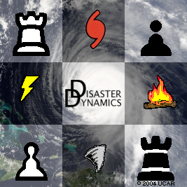 Disaster Dynamics logo